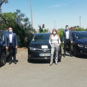 Nos partenaires chauffeurs indépendants